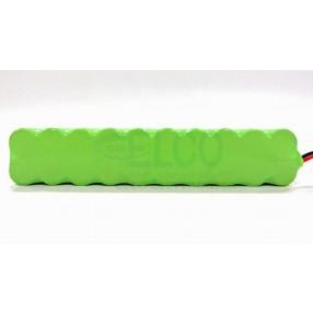 Pacco Batteria NiMH 24V 1300mA (20xAA)