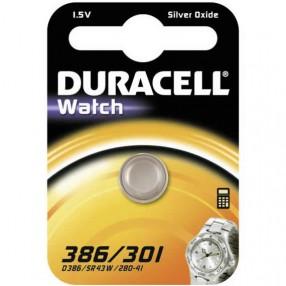 Pila DURACELL 386/301