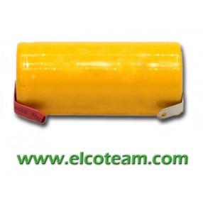 Batteria formato F 1,2V 12Ah
