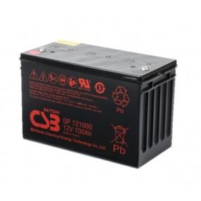 CSB GP121000 Batteria ermetica al piombo 12V 100Ah