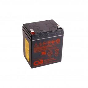 CSB HR1221W Batteria ermetica al piombo 12V 5Ah ad alta corrente di scarica