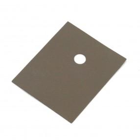 Fujipoly 15GHR-TO-3PF Isolatore in Sarcon per Componenti TO-3P/TO-247AD