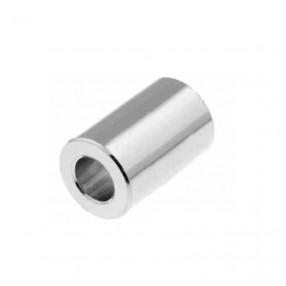 Distanziatore Cilindrico Metallico 10mm  Ø int. 3,2mm Ø est. 6mm