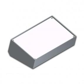 363.8 Contenitore Teko per elettronica con faccia inclinata