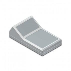 590.5 Contenitore Teko per elettronica con coperchio inclinato
