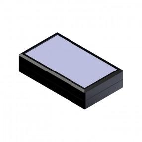 660.9 Contenitore Teko per elettronica con pannello in alluminio