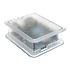 TEK-YUN Case per Arduino YUN colore trasparente