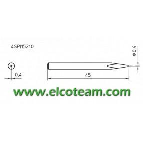 4SPI15210 Punta 0,4mm