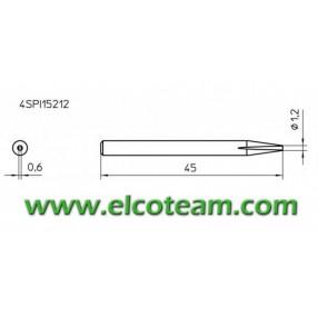 4SPI15212 Punta 1,2mm