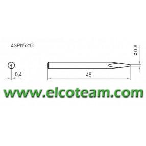 4SPI15213 Punta 0,8mm