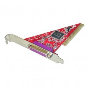 Lindy 51238 Scheda PCI 1 Porta Parallela ECP/EPP