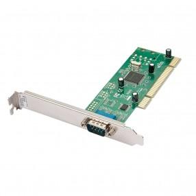 Lindy 51240 Scheda PCI 1 Porta Seriale