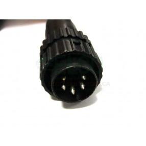 Weller 0058720746 Cavo Alimentazione per Saldatori Weller LR21, FE25 e FE50 - Connettore 5 poli