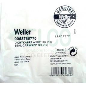 0058765770 Guarnziione per Tubo Vetro per Dissaldatore Weller WXDP120