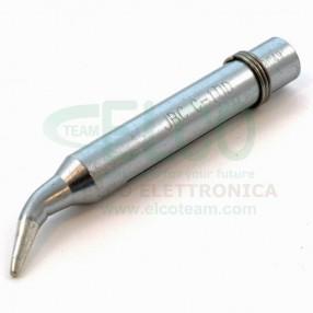 JBC C10D Punta curva da 1,7 mm