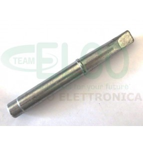CT2F6 Punta Taglio Cacciavite 10,0mm - 310°C