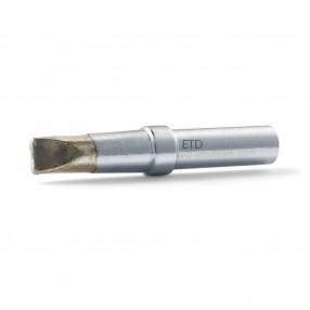 ETD Punta Weller a Cacciavite da 4,6 x 0,8 mm