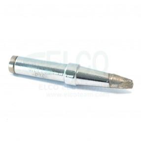 Weller PTC9 Punta Weller taglio a cacciavite da 3,2mm a 480°C