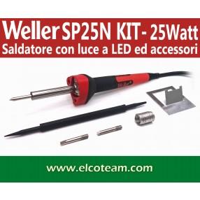 Stilo Saldante WELLER SP25NK - contenuto confezione
