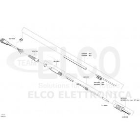 Weller WP120 Stilo Saldante - Esploso