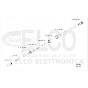 Weller WP200 Saldatore 200 Watt - Esploso