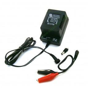 Caricabatterie per Batterie al Piombo 6V e 12V 800mA