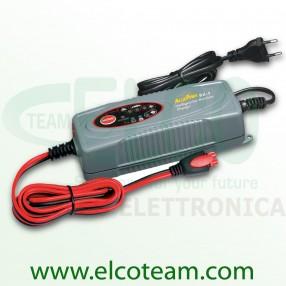 Alcapower BX-1 Caricabatterie automatico per batterie al piombo 12V 1,2-120Ah