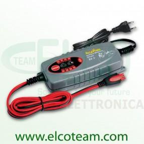 Alcapower BX-3 Caricabatterie automatico per batterie al piombo 6/12V 1,2-60Ah