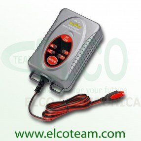 Alcapower BX-4 Caricabatterie automatico per batterie al piombo 6/12V 1,2-20Ah
