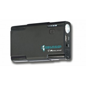 Midland Enerjump Super Powerbank USB con funzione Avviatore