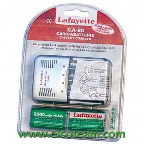 Caricabatterie da Parete per Batterie AA/AAA