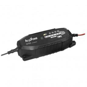 Alcapower CLX-1 Caricabatterie automatico per batterie al piombo e litio LiFePO4 da 1,2Ah a 120A