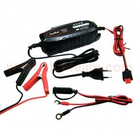 Alcapower CLX-3 Caricabatterie automatico per batterie al piombo e litio LiFePO4 da 4Ah a 75Ah