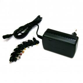 Alimentatore Multitensione 9 - 24Vdc 1,5A max.