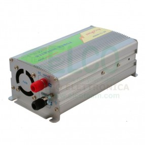 Alca Power AP12-300GP Inverter Soft Start 300 Watt 12VDC - 230VAC - Vista Posteriore