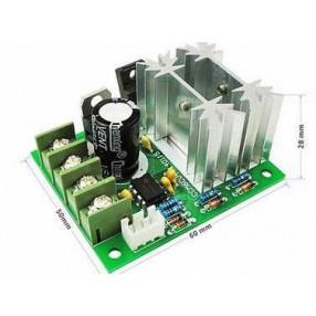 Regolatore di Tensione DC 6 - 30 Volt 10 Ampere
