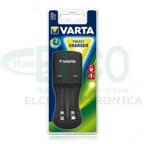 Caricabatterie Varta Pocket Charger