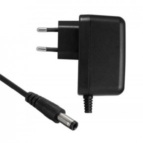 Alimentatore Switching Corpospina 12V 1A Plug da 5,5-2,1 mm - S012WV1200100