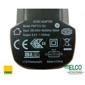 Friwo FW7713/EU Alimentatore USB 5V 1000mA