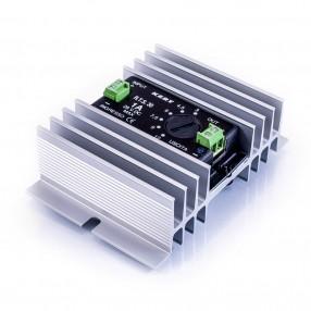 Riduttore di tensione Kert RTS30 da 12÷28V e uscita regolabile 1A