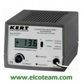 Caricabatterie KERT VIK300D