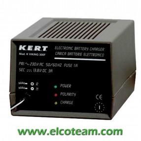 Caricabatterie KERT VIK300F