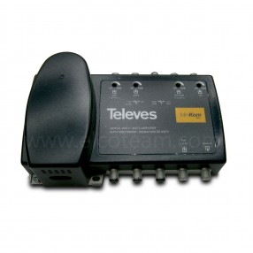 Centralino Televes Minikom 539201 4 ingressi