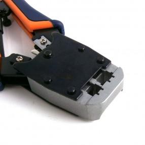 Micro Tek HL50000000 pinza professionale per connettori RJ-11, RJ-12 e RJ-45