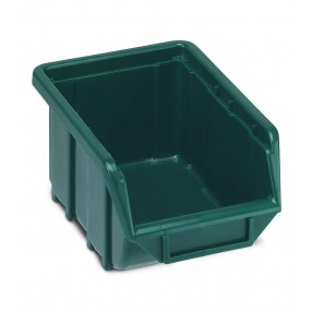 Terry Ecobox 114 Contenitore Sovrapponibile Verde