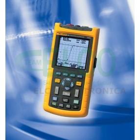 Fluke 124 Oscilloscopio Industriale ScopeMeter 20MHz