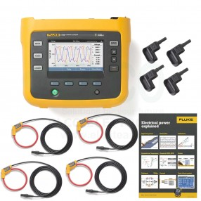 Fluke 1738 Analizzatore di Power Quality Trifase GOLD Edition