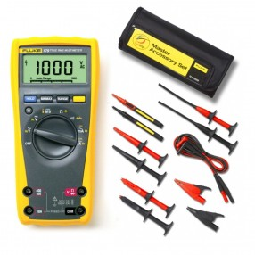 Promo Fluke 179 Multimetro digitale e kit di accessori TLK-225