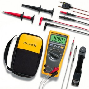 Multimetro digitale Fluke 179 con Borsa C35 e Sonde elettroniche