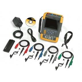 FLUKE Scopemeter 190-504 Oscilloscopio 4 Canali 500 MHz